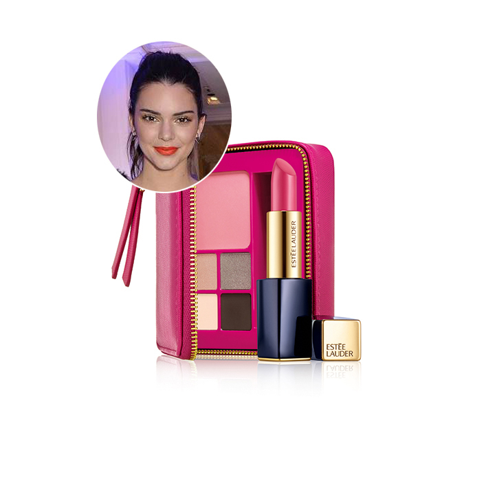 Get Kendall Jenner's fresh-faced glow with Estée Lauder's bestselling shades in this easy-to-use-kit. 