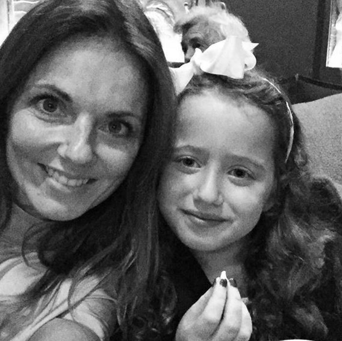 Former Spice Girl Geri Horner, nee Halliwell, announced she is expecting her second child with a sweet Instagram post, on Oct. 10. The 44-year-old, who was known as Ginger Spice in the Spice Girls' heyday, is already a mother to 10-year-old daughter Bluebell from her relationship with her screenwriter ex Sacha Gervasi.