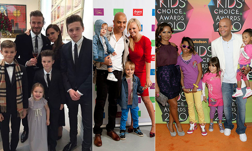 More than two decades ago, the Spice Girls shot to international fame thanks to their perfect pop sound and fun and fresh attitudes. Now, Ginger, Posh, Sporty, Baby and Scary Spice are all grown up and doting mothers to their ever-growing families. 