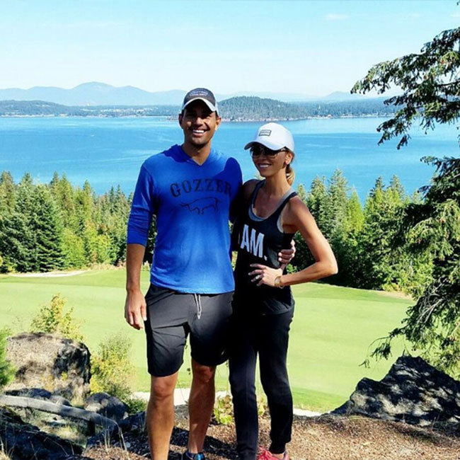 Giuliana and Bill Rancic regularly take hikes together and share photos of the stunning backdrops on Instagram. 