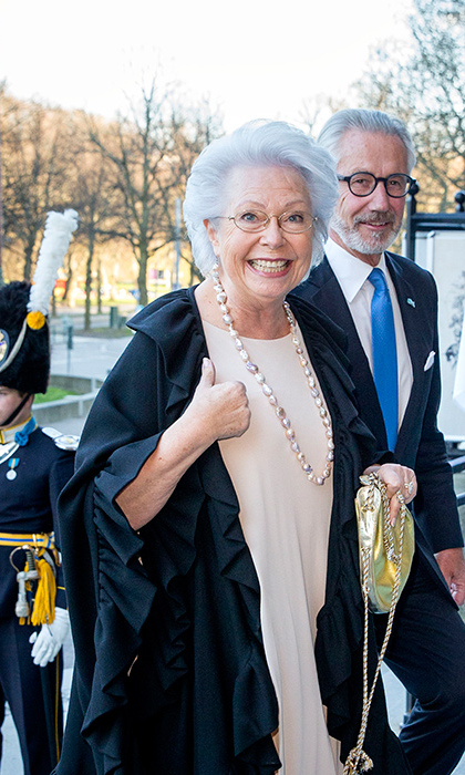 Princess Christina will scale back her royal engagements.