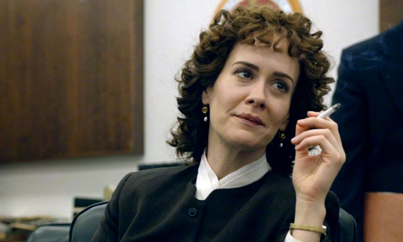<b>Who?</b> Marcia Clark 