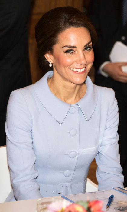 Kate's grandmother was a codebreaker during the Second World War.