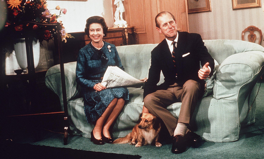Her Majesty even took Susan on her honeymoon with Prince Philip.
