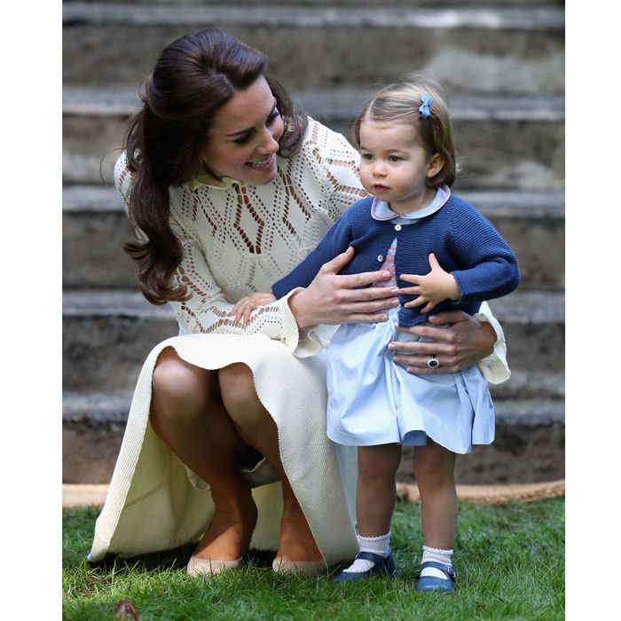 Kate Shares Prince George And Princess Charlotte's