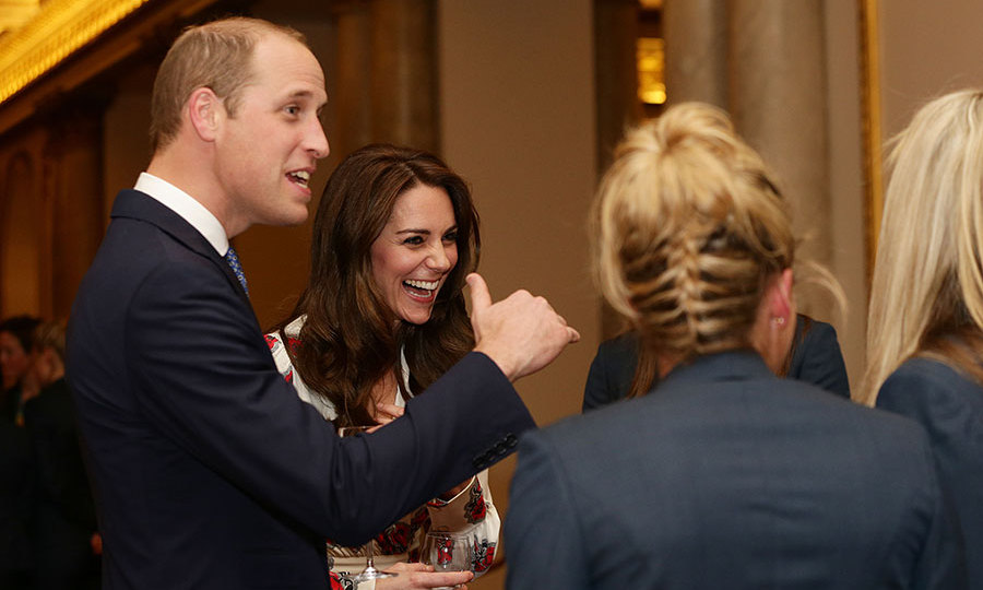 Although Kate, William and Harry were not able to attend the events in Rio this summer, they did record a video wishing the athletes the best of luck at the games.