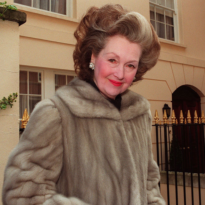 Countess Raine Spencer has passed away aged 87. 