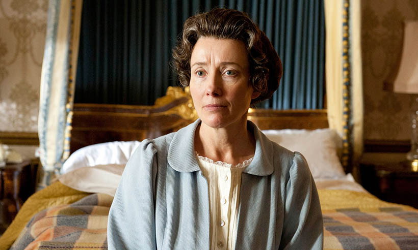 <h3>Emma Thompson, <i>Walking the Dogs</i></h3>   