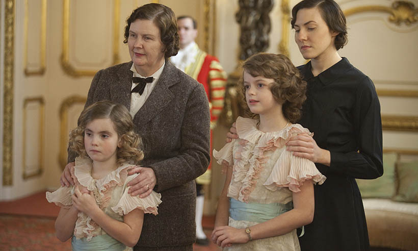 <h3>Freya Wilson, <i>The King's Speech</i></h3>