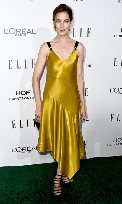 Michelle Monaghan in Prabal Gurung