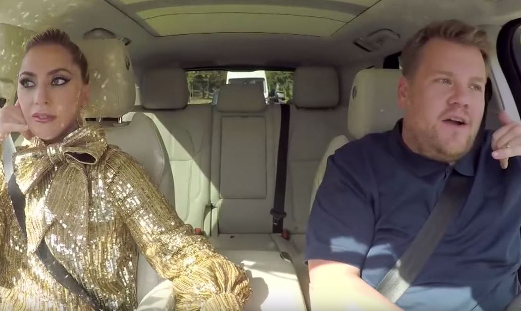 "On Tuesday's episode of <em>The Late Late Show</em>, viewers will get to see the 30-year-old star take a quick trip around Los Angeles singing some of her hit tunes - including ""Bad Romance."""