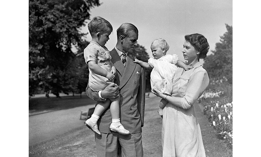 <p>With his health compromising his ability to carry out royal duties, more and more responsibility fell to the young princess, who became a mother of two when she and Philip welcomed their daughter, Anne, in 1950.</p>