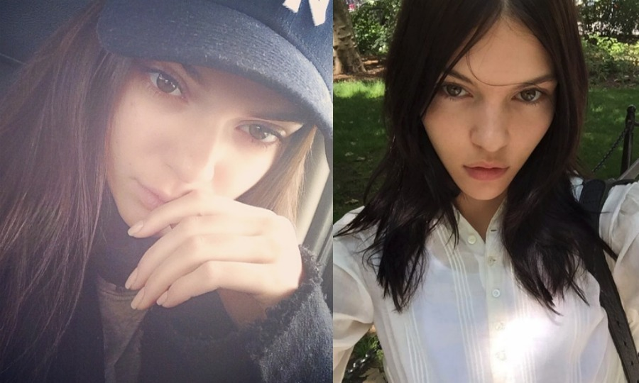 <h4>Kendall Jenner</h4>