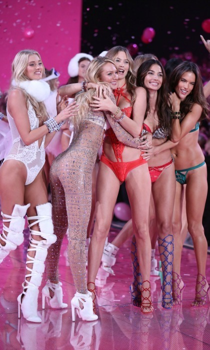 The Victoria's Secret Fashion Show will air on CBS on December 5. 