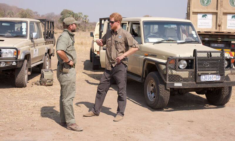 """Lawrence Munro and I met in South Africa last year and have been in contact since. We got him to give a fantastic brief to the Ranger students at Kruger on their graduation. He is now is working with African Parks as their operations manager in Liwonde. He's one of the best."" 
