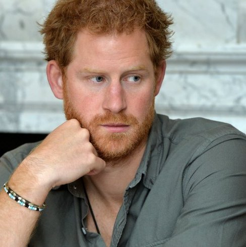 Prince Harry has been spotted wearing identical bracelets to new girlfriend Meghan Markle.