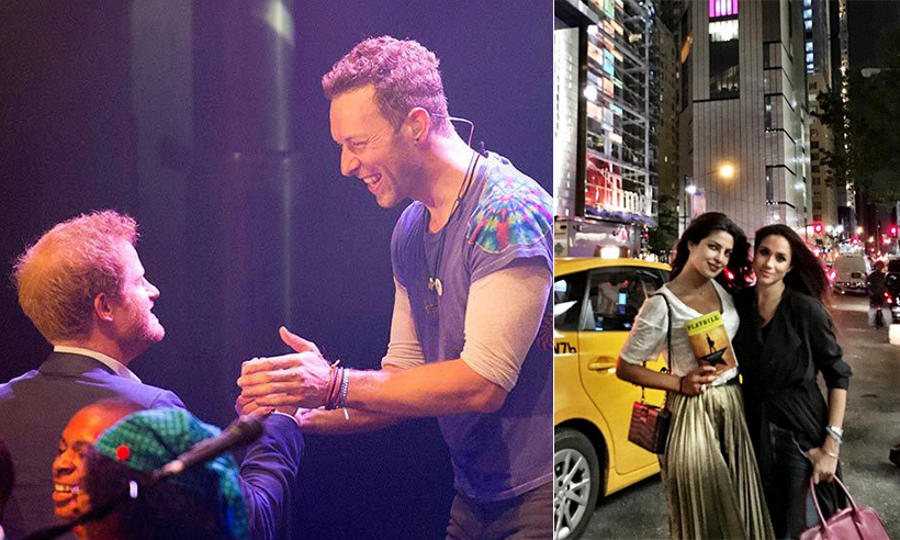 <h3>They both have famous friends</h3>