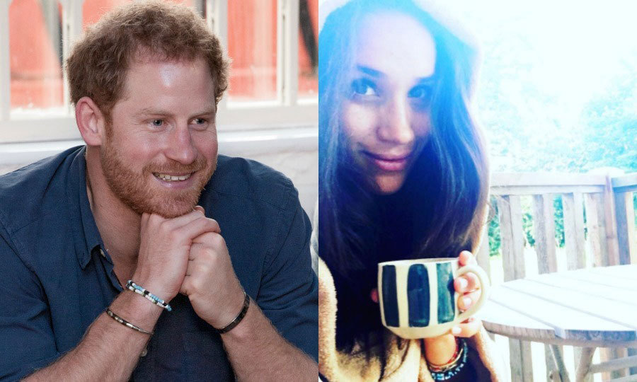 Prince Harry's new girlfriend opened up about her normal life in Canada.