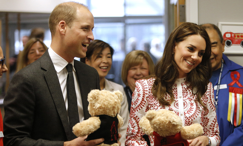<h2>WHAT WAS HER FAVOURITE GIFT FROM THE FAMILY'S VISIT TO CANADA?</h2>