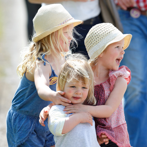 <h2>WHO ARE HER GO-TO PLAYMATES?</h2>