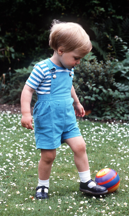 <h2>WHICH PARENT DOES SHE TAKE AFTER MOST?</h2>