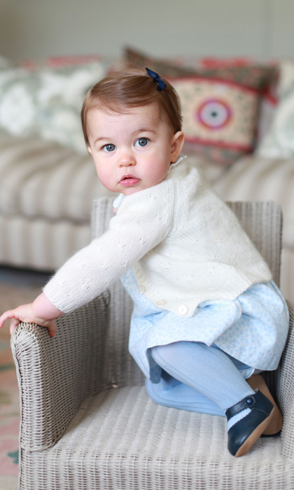 What is certain is that Charlotte will retain her position even if William and Kate have another son, as the rules of succession favouring males were changed before George's birth. By comparison, Princess Anne dropped from second in line to third in line after her younger brother Prince Andrew was born in 1960. 