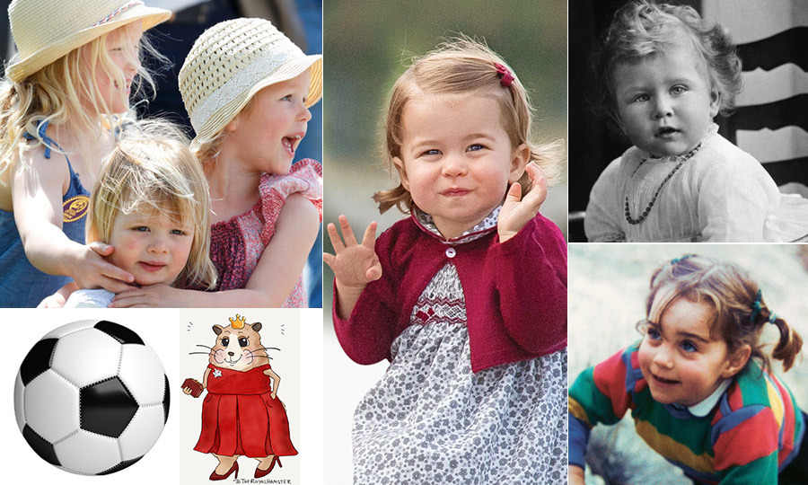 We've answered 12 fun questions about the littlest royal heir, Princess Charlotte! Click through for all the facts about Prince William and Kate's precious daughter, from her hobbies to her playmates...