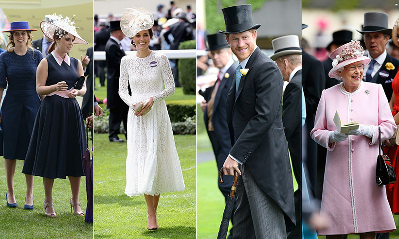 <h3>Day at the races</h3>
