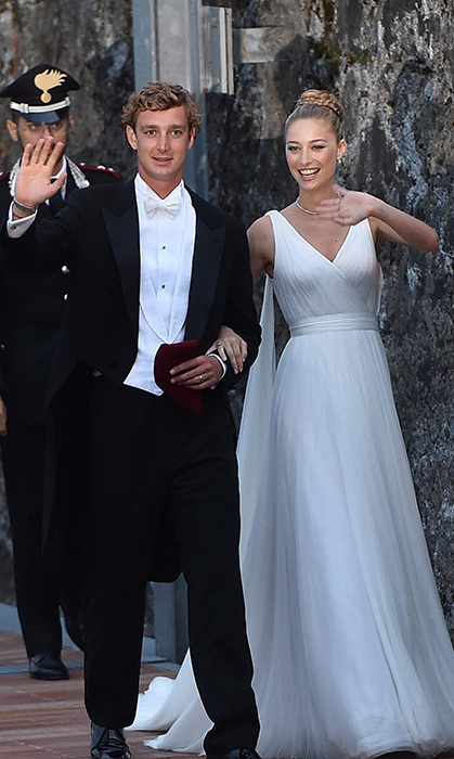 Pierre Casiraghi And Beatrice Borromeo Expecting First