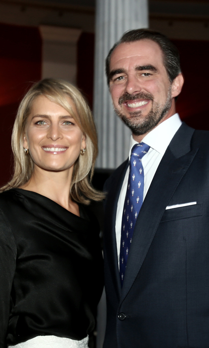 <b>Prince Nikolaos</b>
