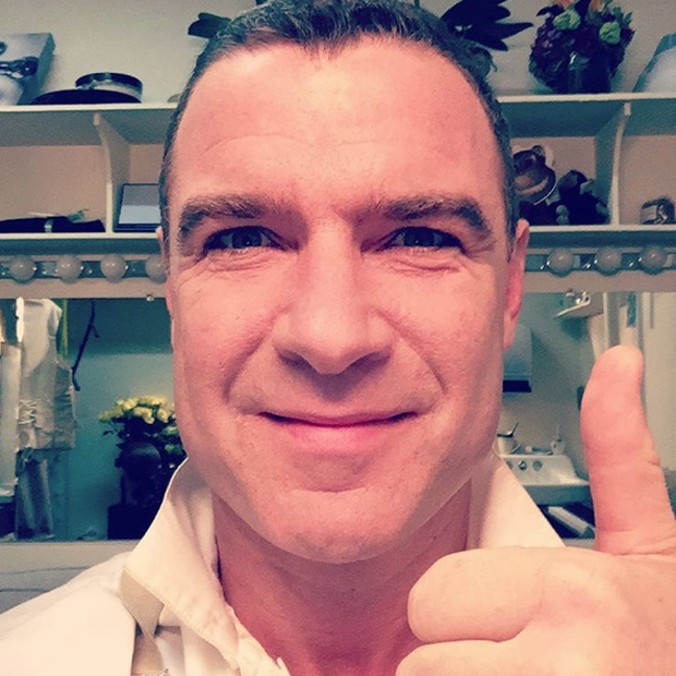 Liev Schreiber took to Instagram ahead of his opening night performance in Broadway play <em>Les Liaisons Dangereuses</em>, which saw his former partner Naomi Watts come out to support.