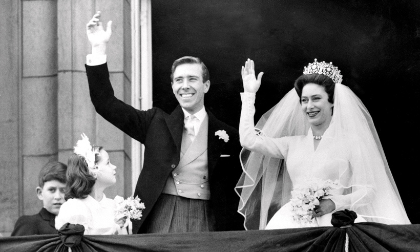 "In 1960 she married photographer Antony Armstrong-Jones, who was named the first Earl of Snowden. ""The Queen hoped they would live happily ever after,"" noted Gyles Brandreth, author of <em>Philip and Elizabeth: Portrait Of A Royal Marriage</em>. The couple welcomed two children, David Armstrong-Jones, Viscount Linley, in 1961, and Lady Sarah Chatto, in 1964, but their relationship grew rocky.