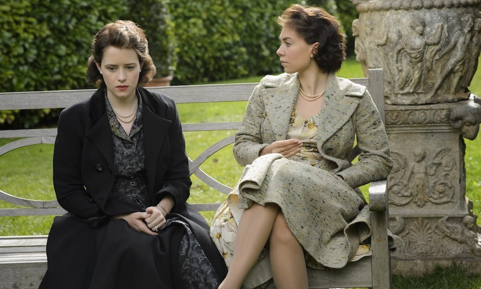The young Queen Elizabeth finds herself facing a tough decision when her beloved younger sister, Princess Margaret, seeks her permission to marry a divorced man, 16 years her senior. Netflix offers a dramatized version of the quandary in its new royal series, <em>The Crown</em>.