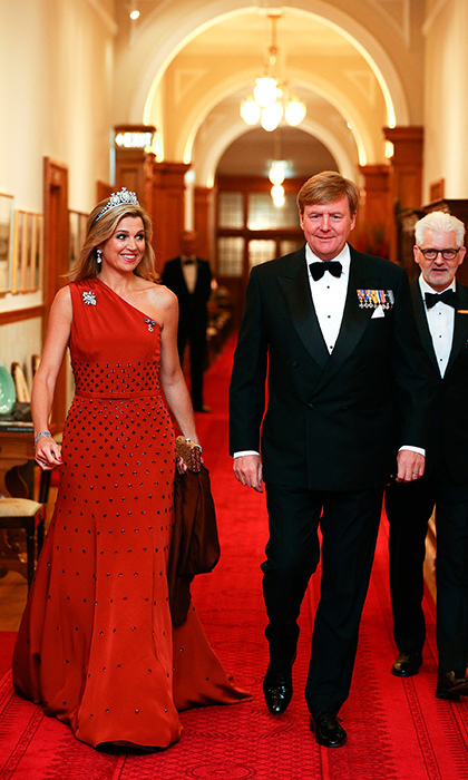 During her tour Down Under with husband King Willem-Alexander, Queen Maxima of the Netherlands has shown off her style in everything from bold hues to dazzling diamonds.