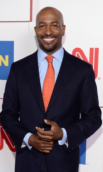 <h2>CNN's Van Jones eloquently takes on the election results</h2>