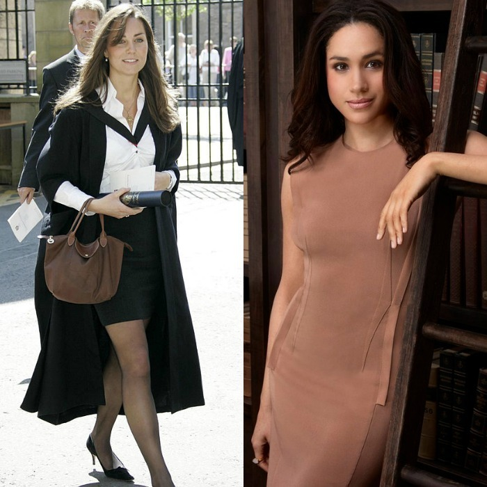 <h2>They're both well educated</h2>
