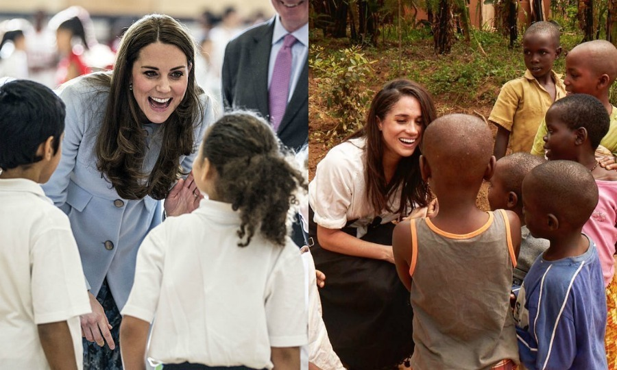 <h2>Charitable and maternal</h2>
