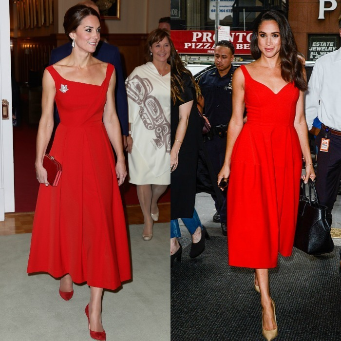 <h2>Ladies in red</h2>