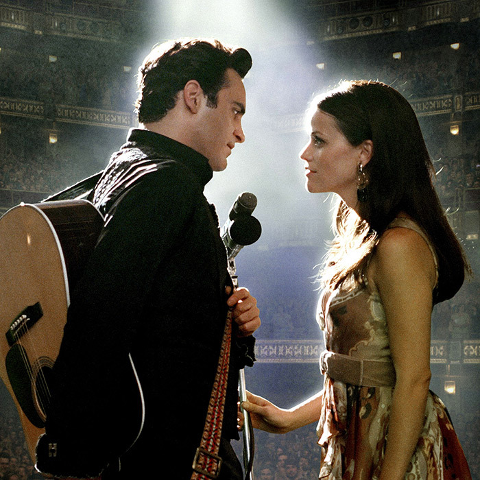 <h2>Joaquin Phoenix and Reese Witherspoon</h2>