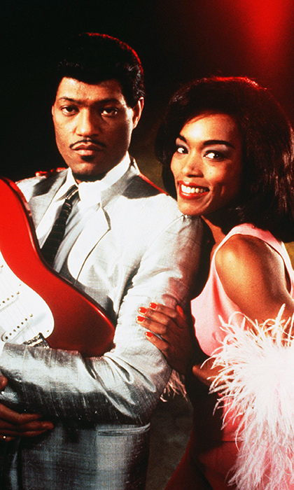 <h2>Angela Bassett and Laurence Fishburne</h2>