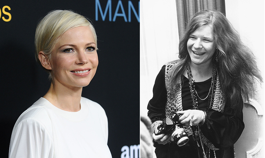 <h2>Michelle Williams</h2>