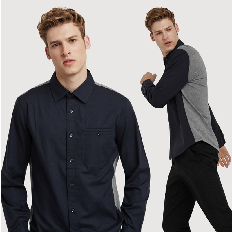Kit and Ace Bounce Back Button Up, $198.