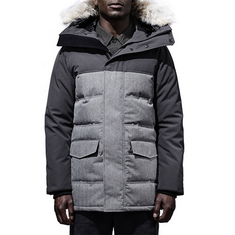 Canada Goose Black Label Clarence Coat, $1,200.