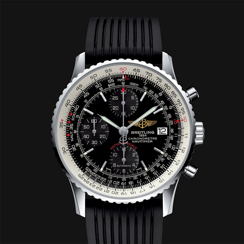Breitling Navitimer Heritage, Price Based On Customization.