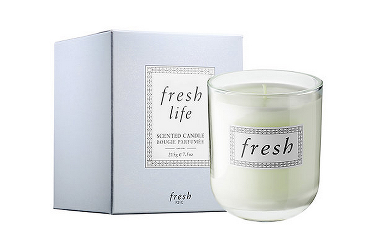 Fresh Life Scented Candle, $74. 