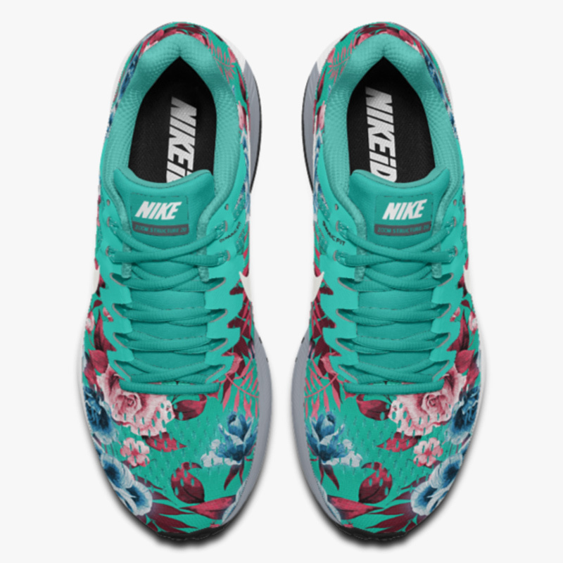Nike Air Zoom Structure, $215. 