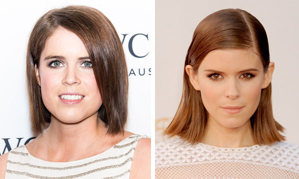 Princess Eugenie and <i>Fantastic Four</i> star Kate Mara.