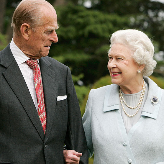 The Queen and Prince Philip celebrate their 69th wedding anniversary.