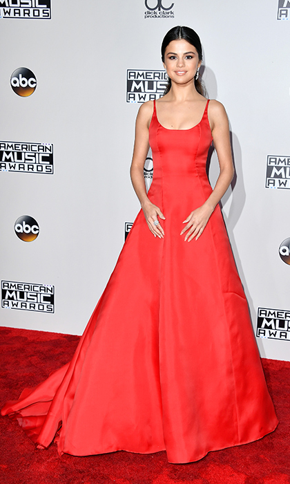 Selena Gomez