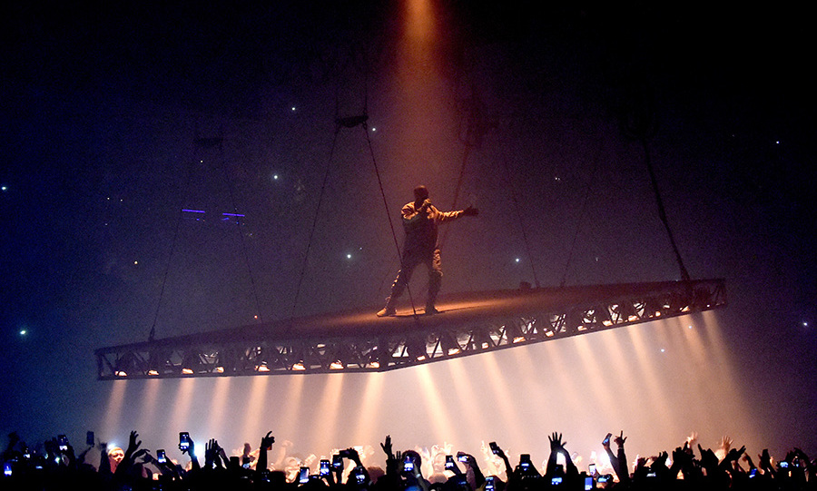 It comes after Kanye cancelled all remaining dates on his Saint Pablo tour, two days after abandoning a show in Sacramento.